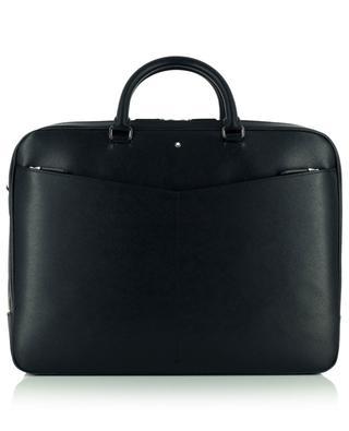Sartorial large saffiano leather document case MONTBLANC