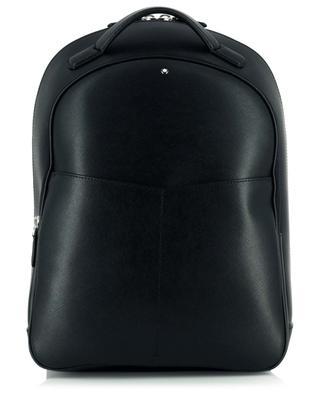 Kleiner Rucksack aus Leder in Saffian-Prägung Sartorial MONTBLANC