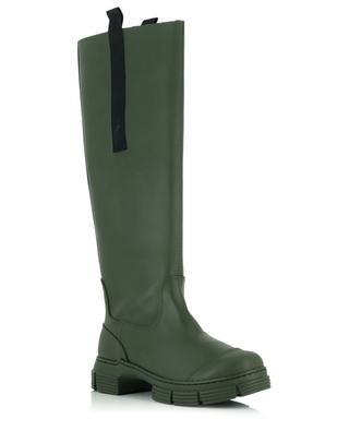 Country Boot recycled rubber boots GANNI