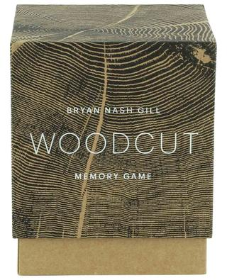Woodcut Memory game ABRAMS & CHRONICLES BOOKS