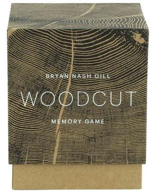 Jeu Memory Woodcut ABRAMS & CHRONICLES BOOKS