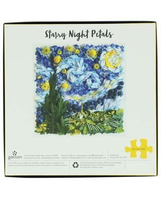 Puzzel mit Blütenmotiv Starry Night Petals - 500 Teile ABRAMS & CHRONICLES BOOKS