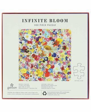 Puzzle fleuri Infinite Bloom - 500 pièces ABRAMS & CHRONICLES BOOKS