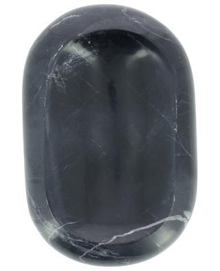 Porte-savon en marbre noir STONED
