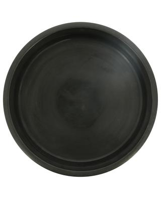 Bol pour fruits en marbre noir STONED