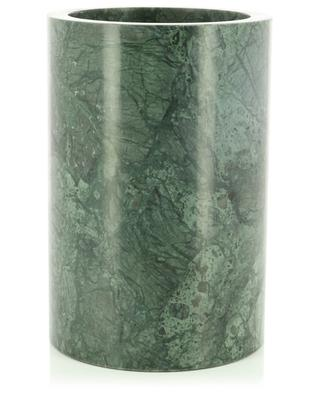 Green marble champagne bucket STONED
