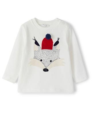 T-shirt à manches longues bébé Renard IL GUFO