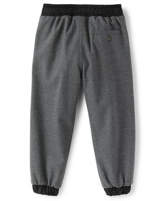 Pantalon de jogging enfant en jersey IL GUFO