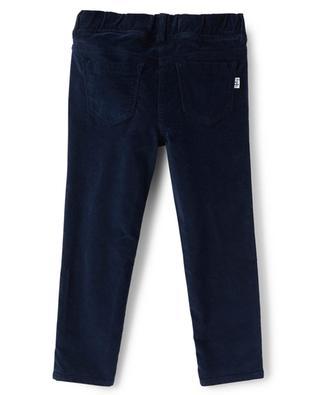 Girls' velvet trousers IL GUFO