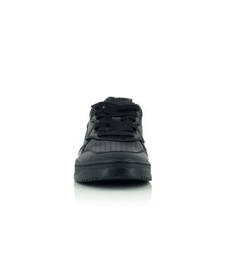 Baskets basses à lacets en cuir lisse Autry 01 Low Man AUTRY