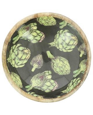 Bol en bois de mangue imprimé Artiskok BY ROOM