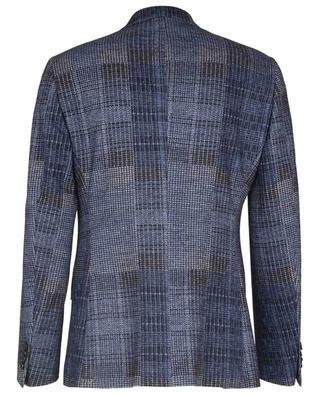 Blazer classique en jersey à carreaux ETRO