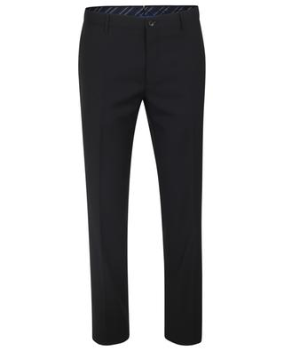 Wool tuxedo trousers with side stripes ETRO