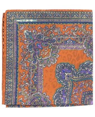 Einstecktuch aus Seidentwill mit Paisley-Print Jamul ETRO