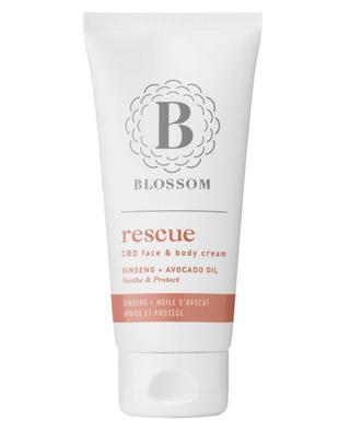 CBD rescue cream - 100 ml BLOSSOM SWISS