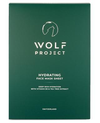 Feuchtigskeitsmaske für Männer - 5er-Pack WOLF PROJECT