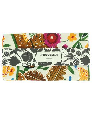 Colombo Bianco/Mexico printed cotton cushion cover LA DOUBLEJ