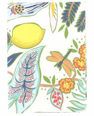 Geschirrtuch aus Baumwolle Botanical LA DOUBLEJ