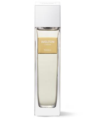 Eau de Parfum Keemun Luxury Collection - 100 ml WELTON LONDON