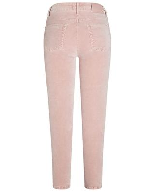 Slim-Fit-Jeans aus Samt Pina CAMBIO