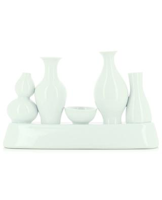 Vase en pocelaine Shanghai POLS POTTEN