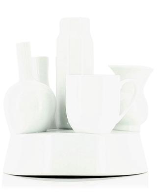 Vase aus Porzellan Hongkong POLS POTTEN