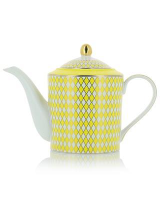 Chess porcelain tea pot POLS POTTEN