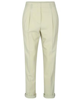 Pantalon straight acétate DOROTHEE SCHUMACHER