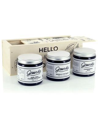 Hello Nature Lover organic tea set! GREENMA