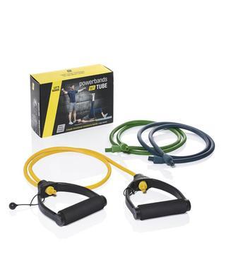 Fitness-Röhren-Set Powerbands Set Tube FITAGON