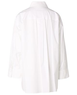 Oversize-Hemd aus Baumwolle Poplin Power DOROTHEE SCHUMACHER
