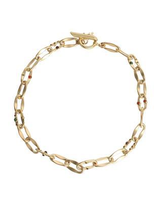 Matt-goldene Halskette Gabriel GAS BIJOUX
