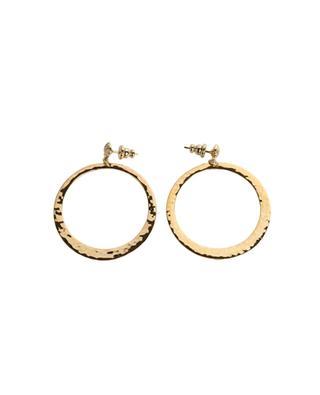 Boucles d'oreilles dorées Mimi PM GAS BIJOUX