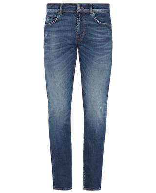 Jeans aus Stretch-Denim Slimmy Tapered 7 FOR ALL MANKIND