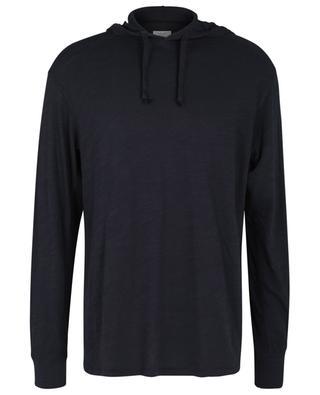 Salute lightweight slub cotton hoodie RAG & BONE