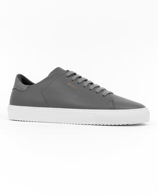 Clean 90 grey calfskin sneakers AXEL ARIGATO