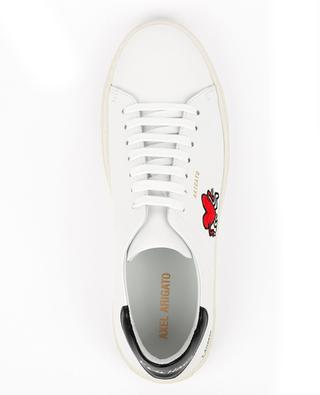 Clean 90 Keith Haring leather lace-up sneakers AXEL ARIGATO