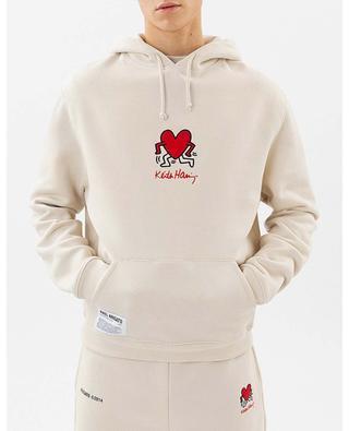 Sweat-shirt à capuche Keith Haring AXEL ARIGATO