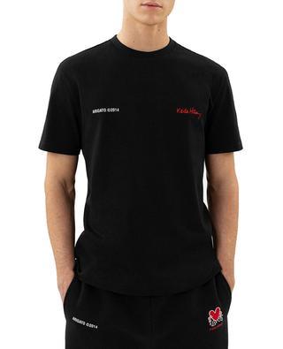 Kurzarm-T-Shirt Keith Haring AXEL ARIGATO