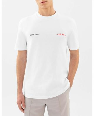 Keith Haring short-sleeved T-shirt AXEL ARIGATO