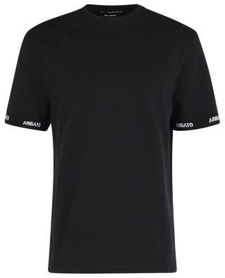 T-shirt à manches courtes brodées Feature AXEL ARIGATO