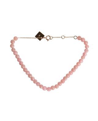Bracelet en or rose et rhodochrosite Maria GINETTE NY