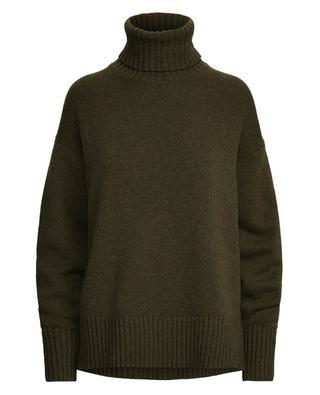 Weiter Pullover aus Wolle und Kaschmir mit Rollkragen POLO RALPH LAUREN