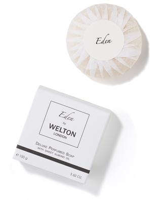 Eden deluxe perfumed soap with sweet almond oil - 100 g WELTON LONDON