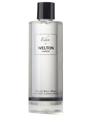 Savon de luxe pour le corps à l'extrait d'amande douce Eden - 400 ml WELTON LONDON