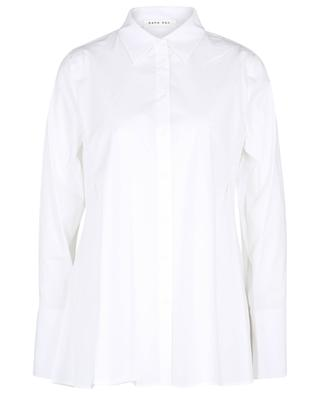 Aiko cotton poplin shirt HANA SAN