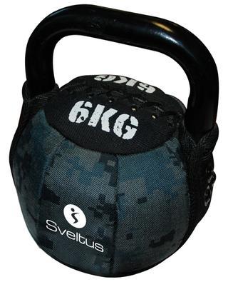 Soft kettlebell 6 kg SVELTUS