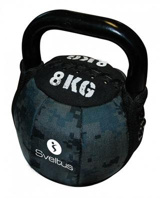 Soft kettlebell 8 kg SVELTUS