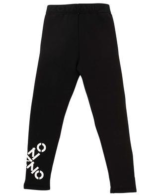 Kenzo Big X girl's leggings KENZO