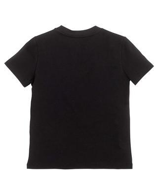 Jungen-Kurzarm-T-Shirt mit Tierstickerei Tiger KENZO